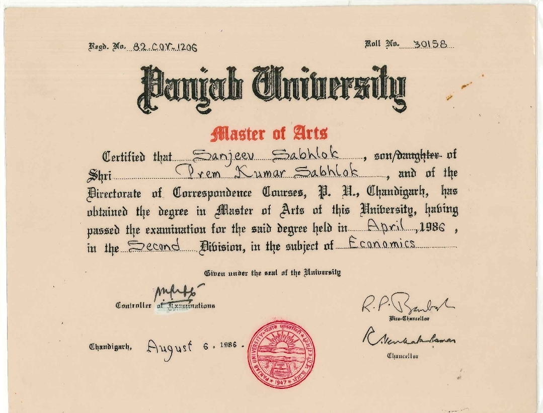 Further proofs that modis masters degree is fake modi 1 the word external is highly questionable a degree is a degree not qualified as external xflitez Choice Image